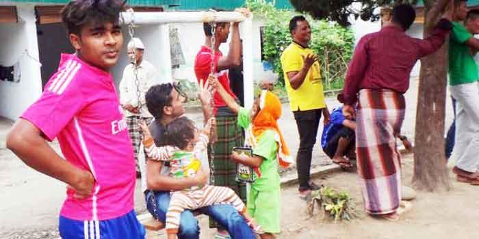 Pengungsi Rohingya terdiri dari perempuan dan anak-anak akan mengikuti interview guna penempatan ke negara ketiga yang menampung mereka, yaitu Amerika Serikat